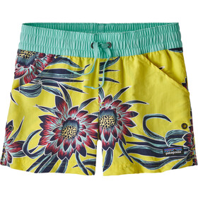 Patagonia Costa Rica Baggies Shorts Jenter cereus flower: spire yellow